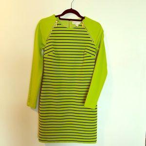 Michael Kors Midi Sweater Dress